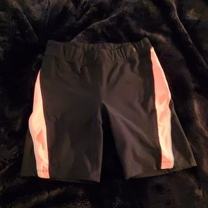 Fitted Excercise Shorts